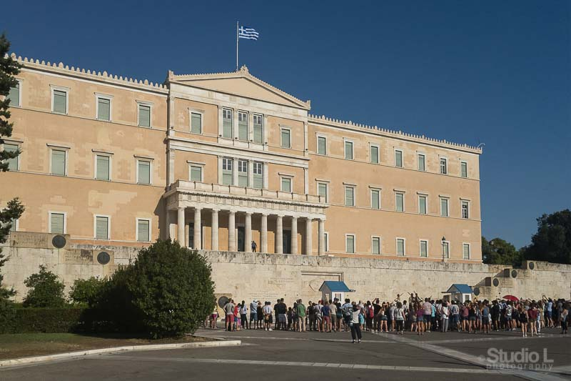 Athens Free Tour | Greek House Of Parliament Syntagma Square