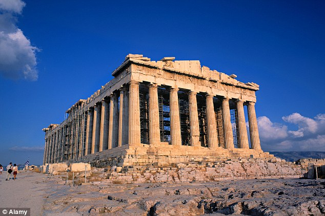 Athens Free Tour | Views of Acropolis