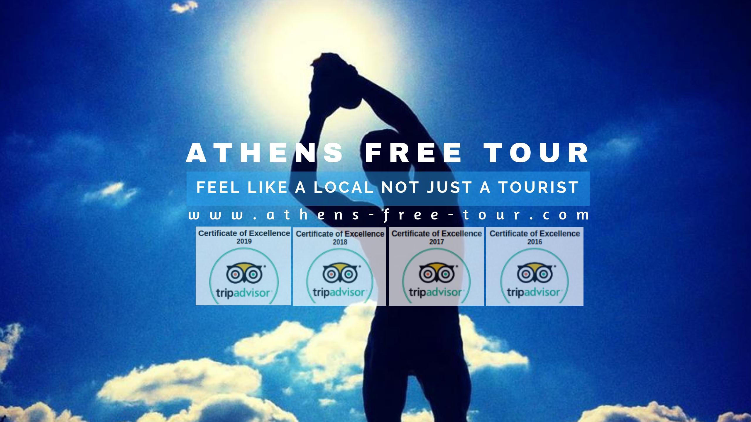 Athens Free Tour - Official | Free Walking tours | English